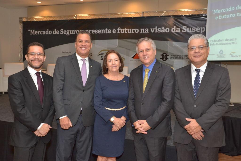 """""""Mercado de Seguros: presente e futuro na visão da Susep"""""""