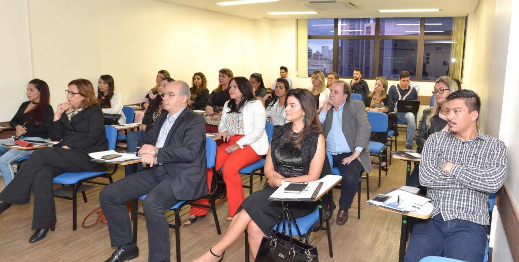 Público prestigiou o evento, realizado na Escola Nacional de Seguros, em Belo Horizonte