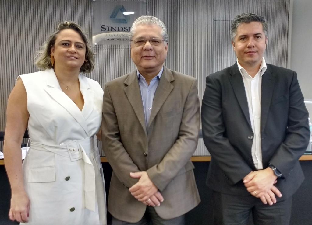 Membros da Comissão Fiscal