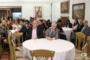 06/12/2017 – Posse nova diretoria do CSP-MG, confraternização e homenagens