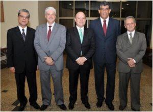 10/12/2010 – Posse da diretoria do CSP-MG