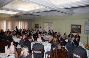 27/10/2011 – Almoço palestra com superintendente da Susep