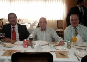 26/08/2011 – Almoço palestra sobre vendas consultivas