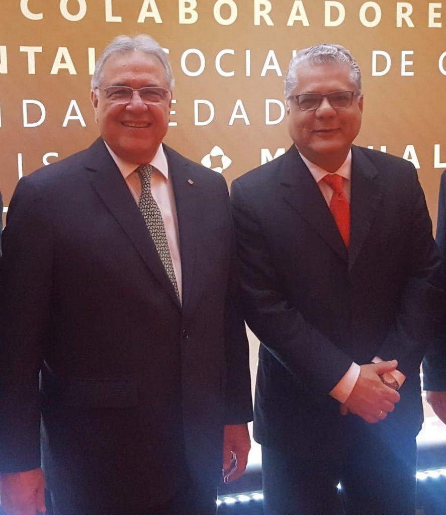 CSP-MG prestigia cerimônia de posse da CNseg e Federações