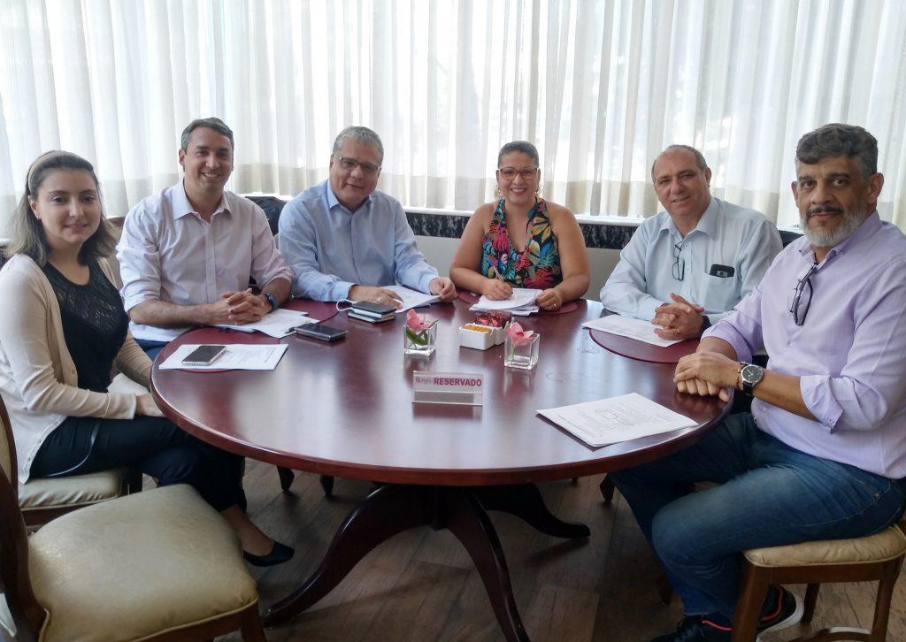 Planejamento é pauta de reunião da diretoria do CSP-MG