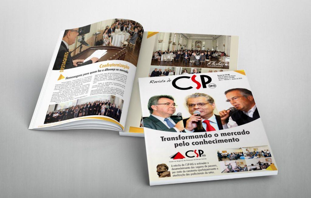 Está no ar a 5ª edição da Revista do CSP-MG