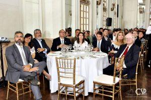 03/12/2019 – Uma manhã de muitas homenagens, reencontros e momentos especiais para celebrar as conquistas do ano. Assim foi a confraternização do Clube de Seguros de Pessoas de Minas Gerais (CSP-MG), realizada no salão nobre do Automóvel Clube de Minas Gerais, em Belo Horizonte.