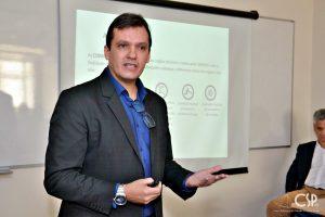 """28/05/2019 – o III Workshop da série """"Conhecer para Proteger"""", projeto lançado em abril com o intuito de capacitar os corretores. O evento, que aconteceu na Escola Nacional de Seguros, em Belo Horizonte."""