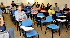 """02/07/2019 – o V Workshop da série """"Conhecer para Proteger"""", projeto lançado em abril com o intuito de capacitar os corretores. O evento, que aconteceu na Escola Nacional de Seguros, em Belo Horizonte."""