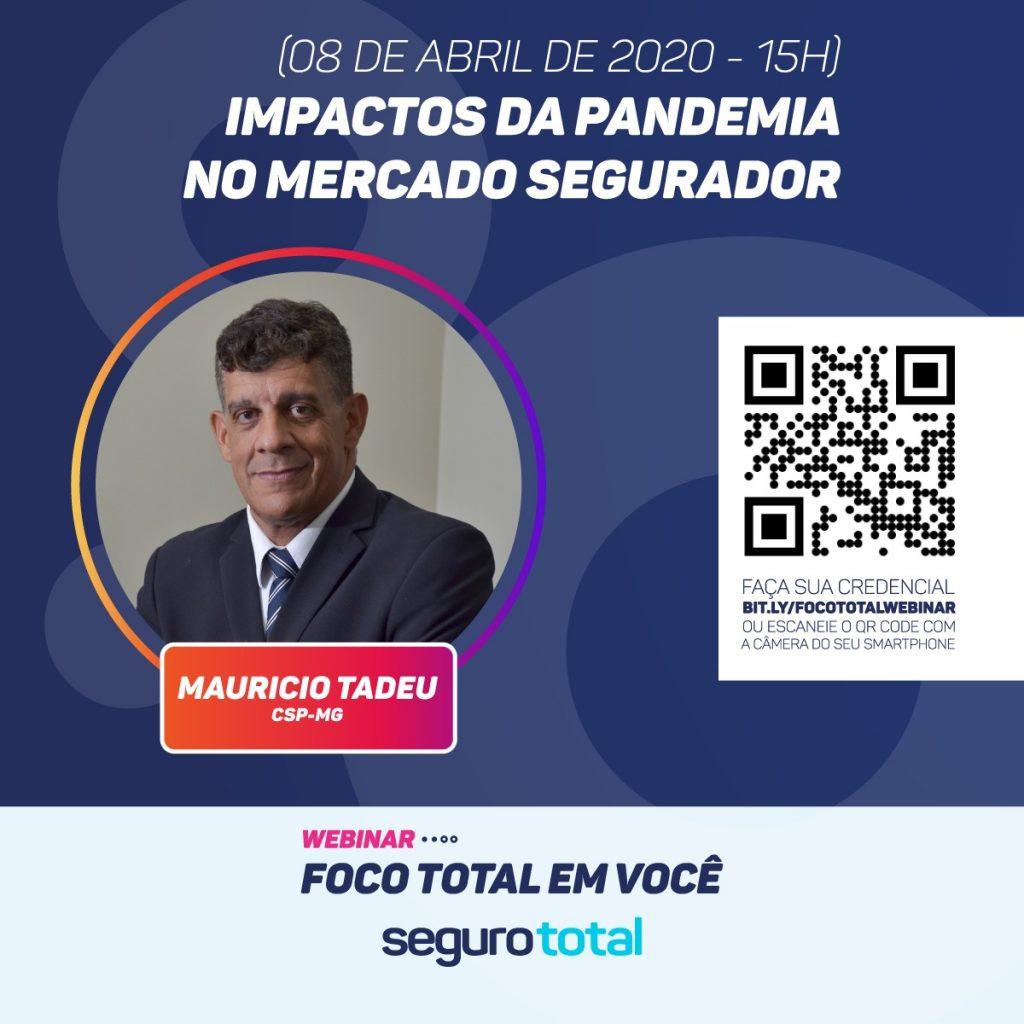 """""""Foco Total em Você"""": webinar no dia 08/04"""
