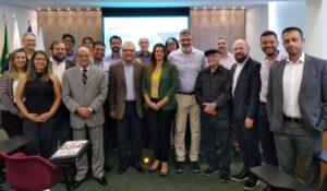 19/02/2020 – Assembleia Geral Ordinária (AGO), na sede do SindSeg MG/GO/MT/DF. Diretores, conselheiros, membros de comissões, associados e beneméritas reuniram-se para discutir diversos assuntos de interesse da entidade.